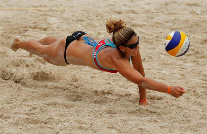Brach Volley
