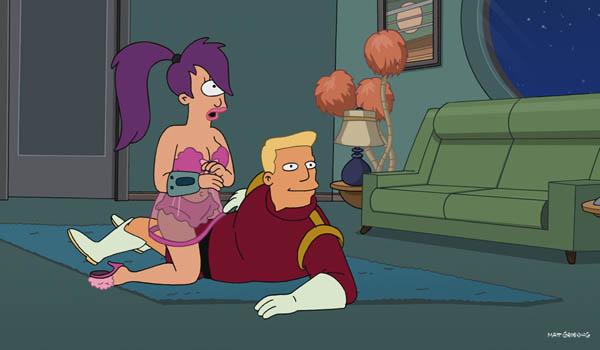 Futurama Zapp Dingbat on Parents 40th Wedding Anniversary T