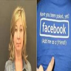 Mulher é presa por cutucar usuária do Facebook nos EUA