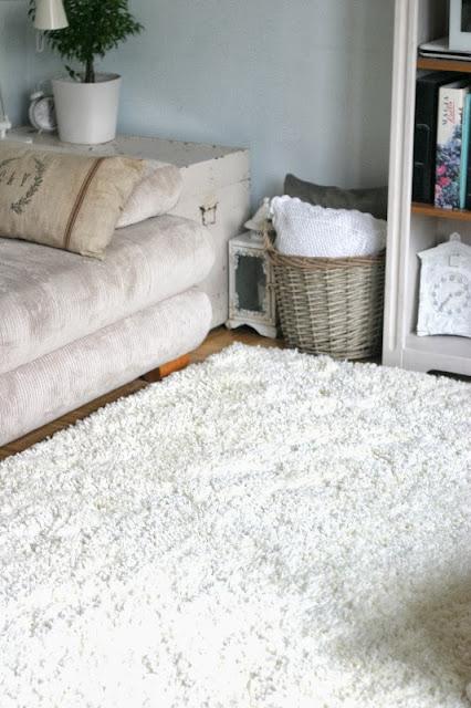 My Little White Home Nowy Dywan