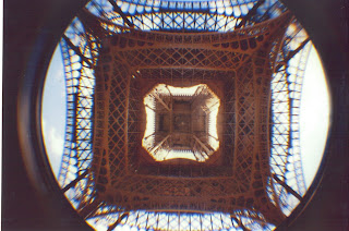Mein schönstes Sommerfoto 2011 - Der Eiffelturm