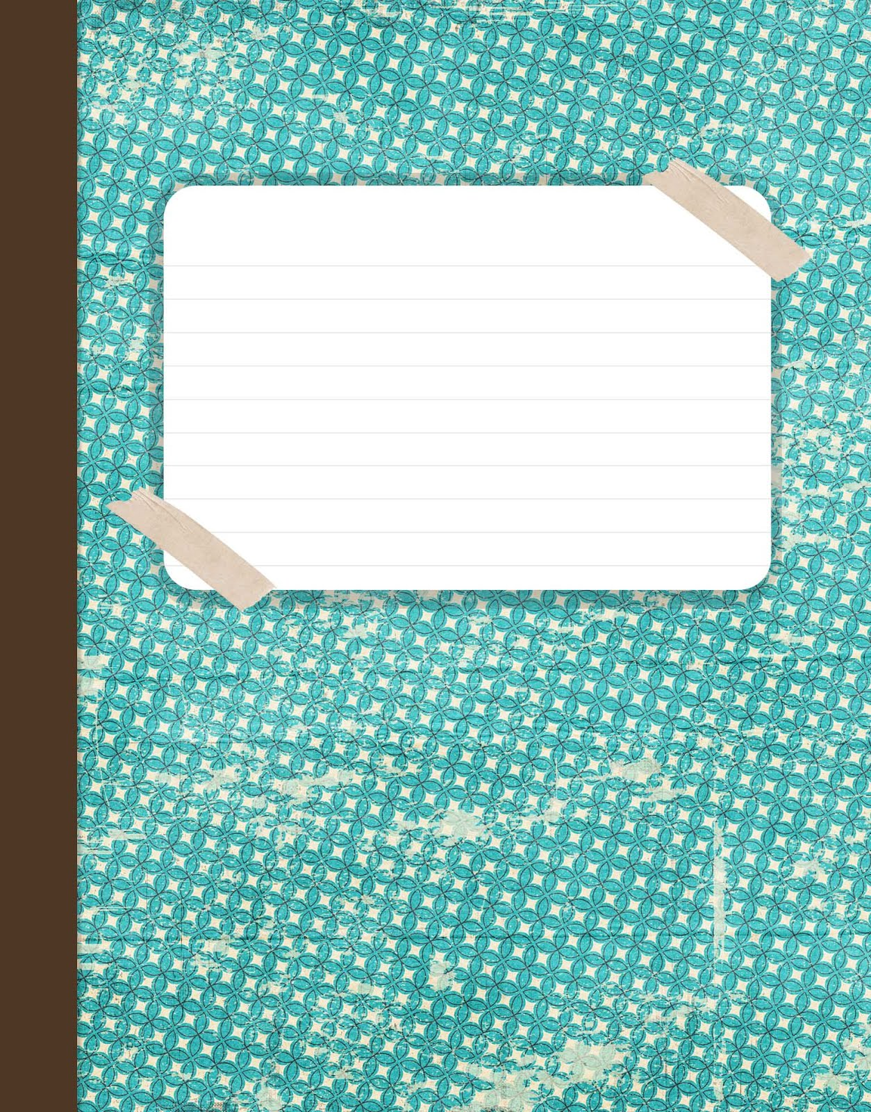 Notebook Cover Template : Hanizeyecandy goodnotes notebook cover