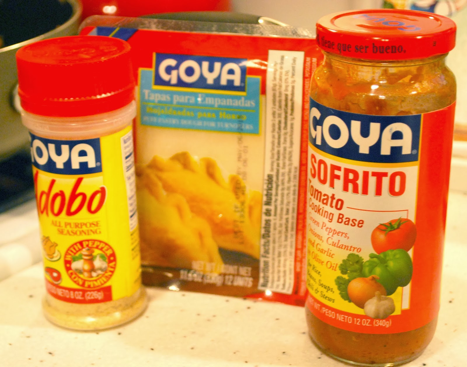 Calories in Maggi - Sofrito Seasoning Paste | Nutrition and Health ...