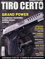 Revista Tiro Certo - Pistolas Grand Power P380 e X-Calibur