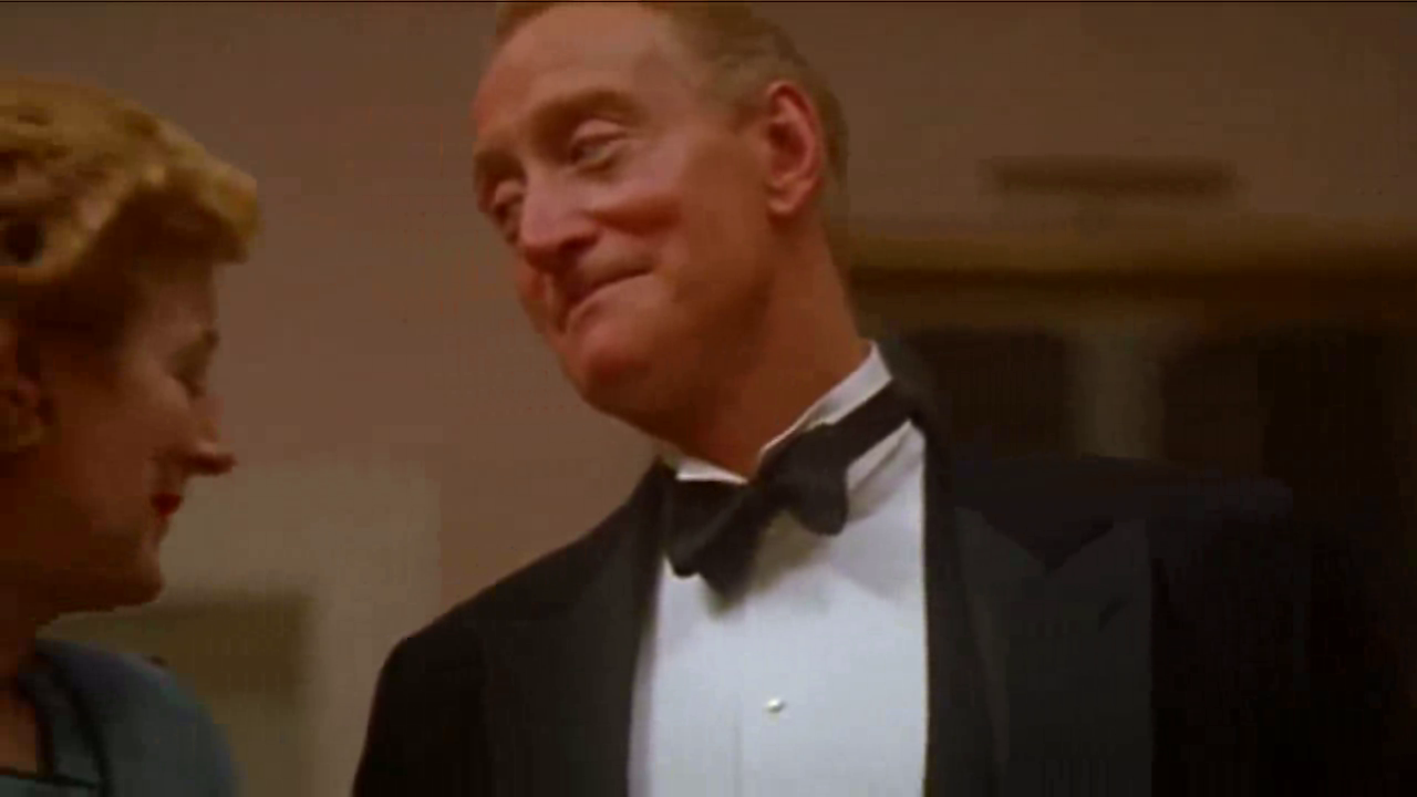 Young charles dance the arrest of a young girl on