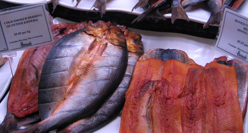 Stuff by cher men still have to be governed by deception for Smoked herring fish