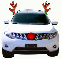 wow antlers 14 led vehicle reindeer antlers only 1199 shipped