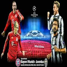 Head To Head Pertandingan Buyern Munchen Vs Juventus