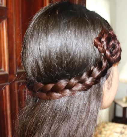 beautyklove easy quick  chic everyday/party hair