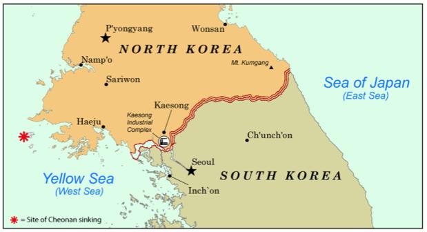 Related keywords suggestions for korea dmz map for Bureau 38 north korea