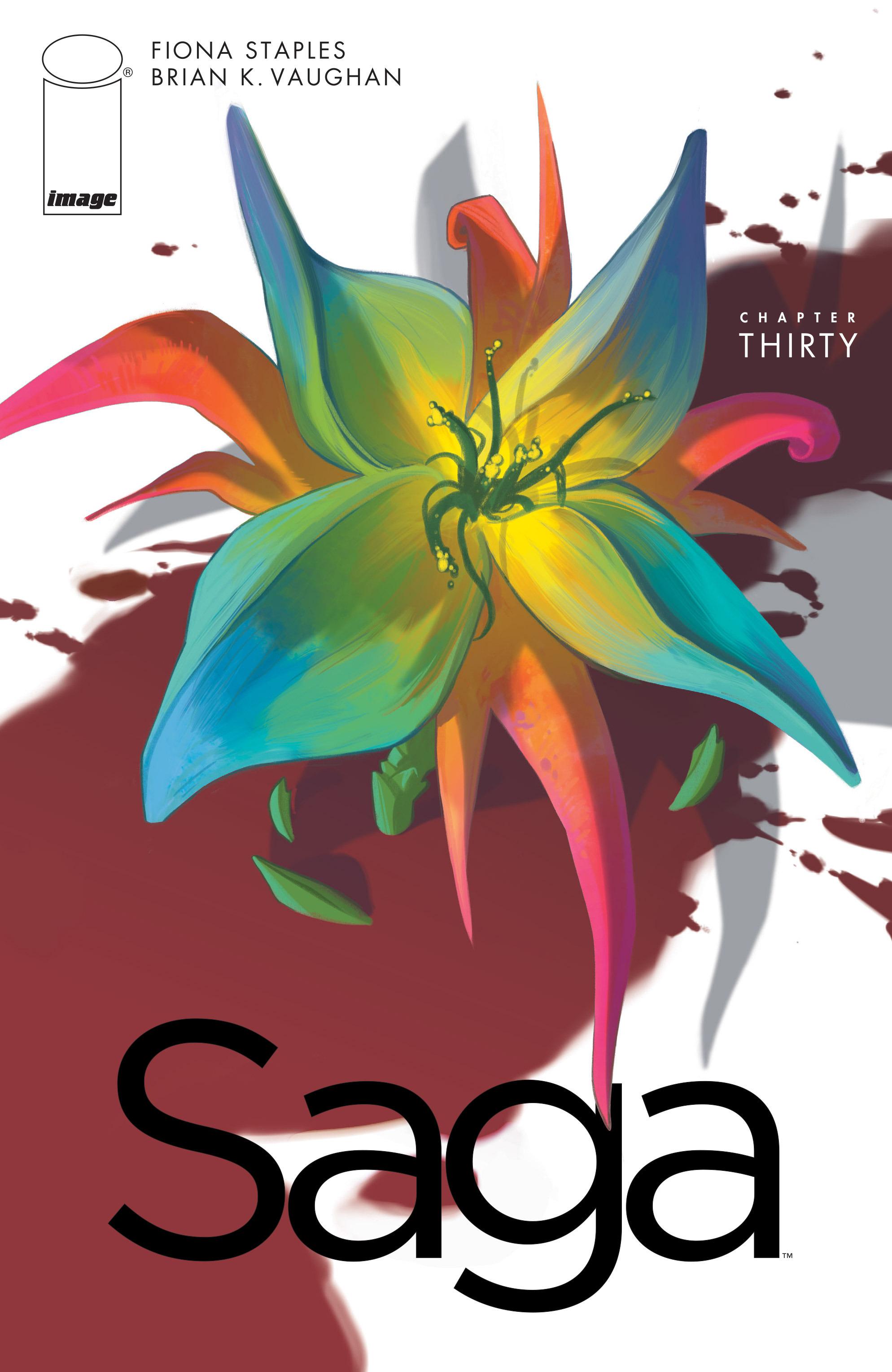 Saga 30 Page 1