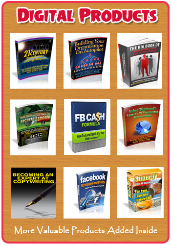 Digital Product E-Books