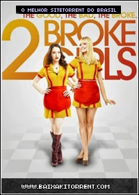 Capa Baixar Série 2 Broke Girls 3ª Temporada   Torrent Baixaki Download
