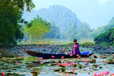 Mỹ Đức is a district of Hanoi in the Red River Delta region of Vietnam.