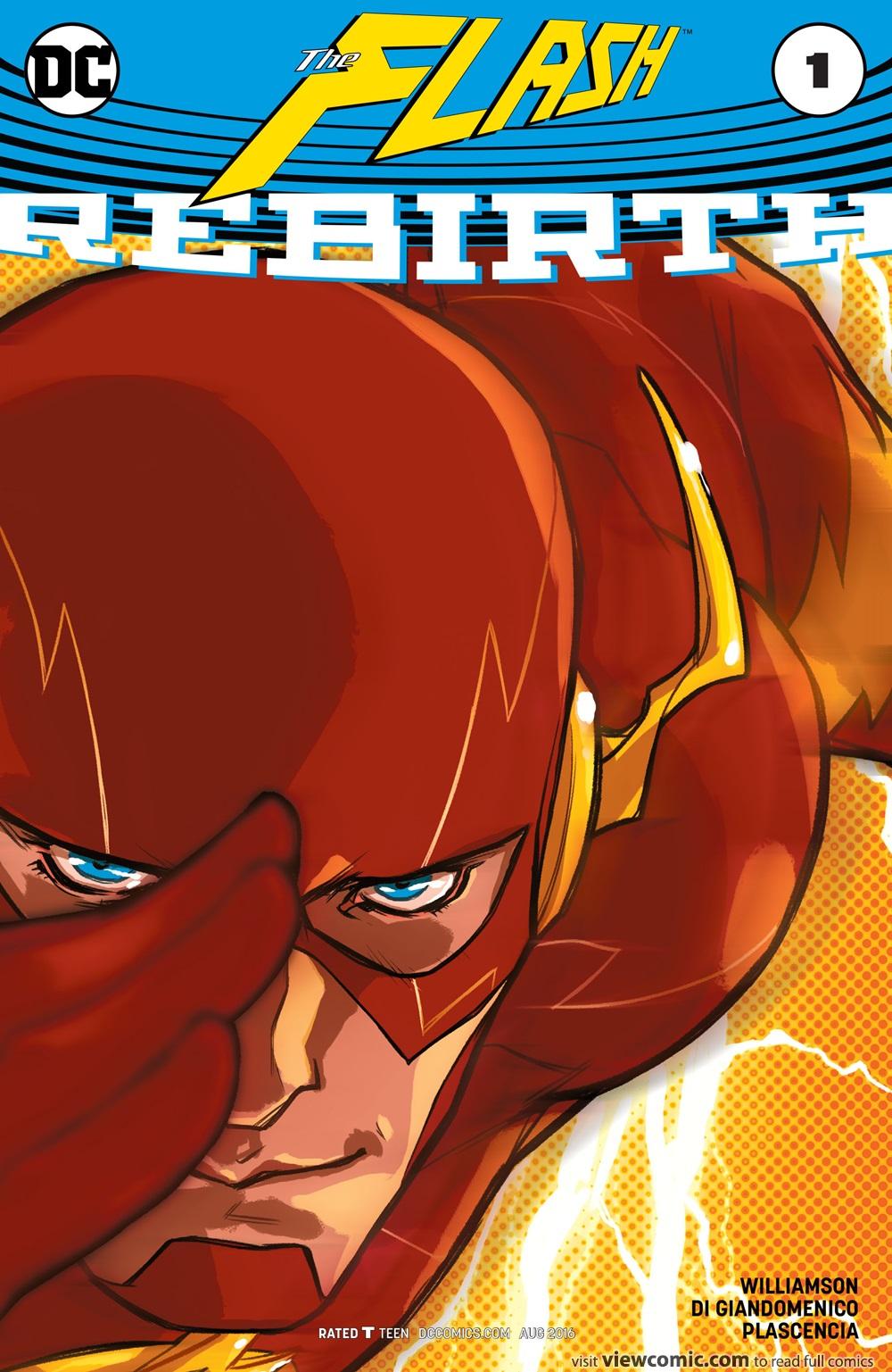 The Flash – Rebirth