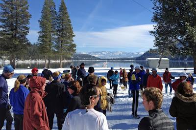 Turkey Trot Fun Run at Donner Lake November 7