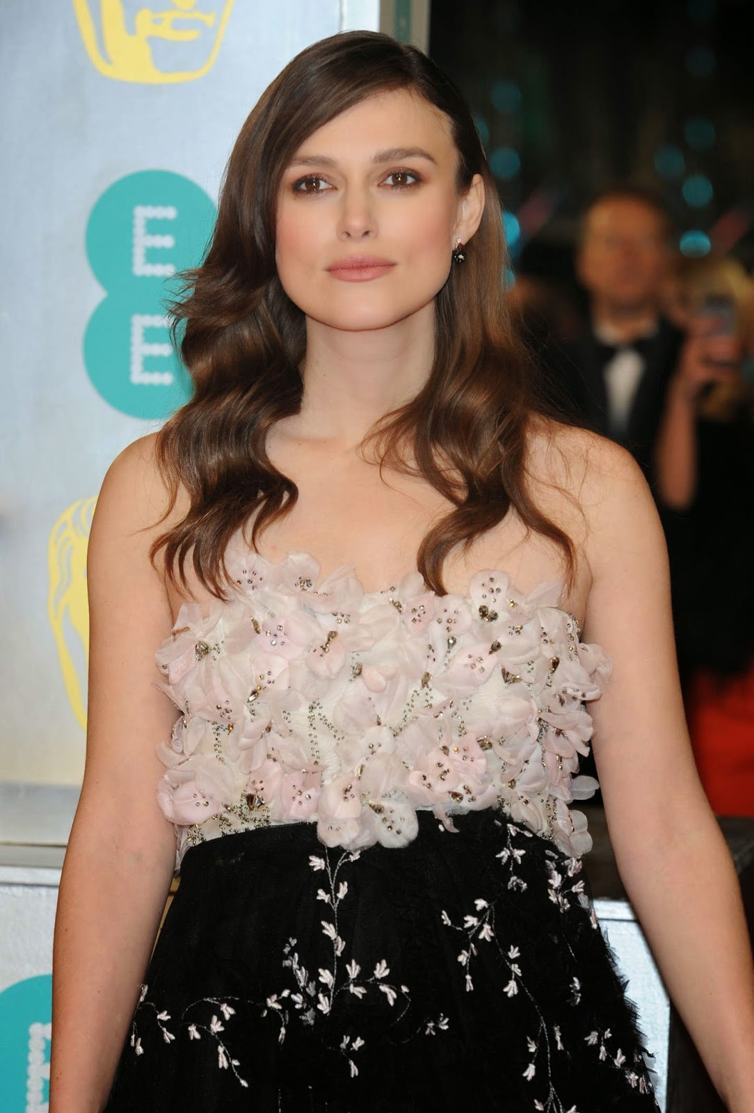 Keira Knightley – EE British Academy Film Awards 2015 in London