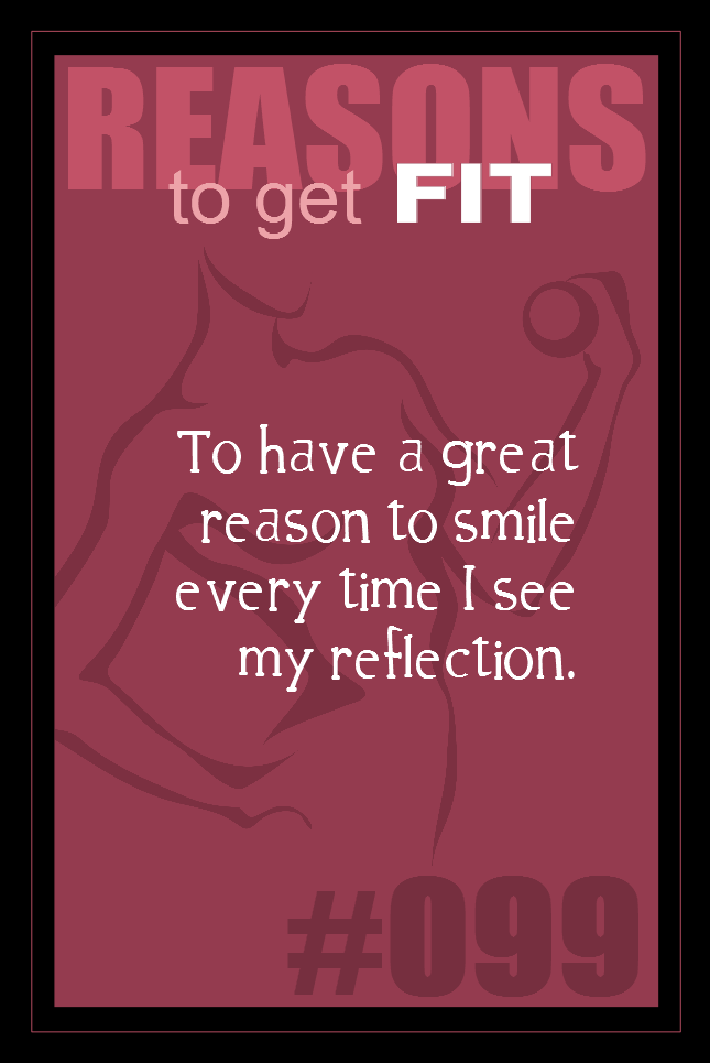 365 Reasons to Get Fit #099