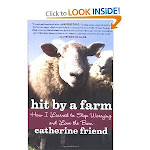 Currently reading...Hit by a Farm