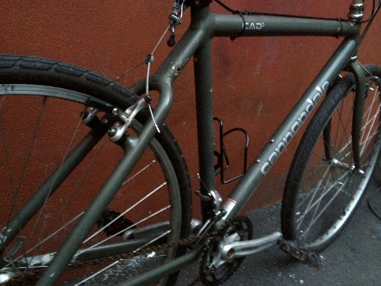 6a2d836c8b1 Bike Boom refurbished bikes: 1997 Cannondale H500