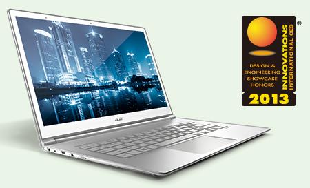 Harga Dan Spesifikasi Laptop Acer Aspire S7 391 Touch Screen - BUMI