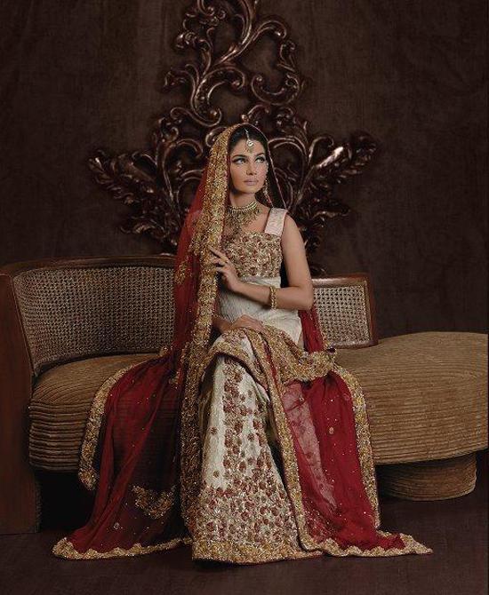 New fashion bridal dress