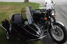 Vt. 2011 with sidecar