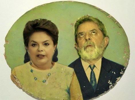 PADIM LULA  E MADINH0 LULA  É  MADRINHA  MESMO