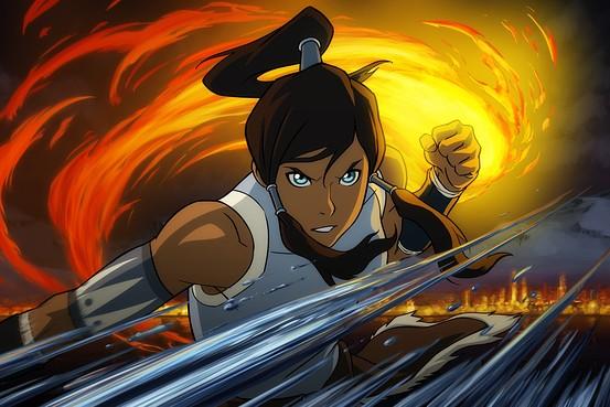 Primer trailer de Avatar: La Leyenda de Korra  Leer Completa