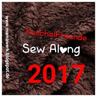 Kuscheltier Sew Along 2017