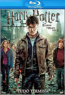 Filme Harry Potter E As Relíquias Da Morte Parte 2 BluRay 720p Dual Áudio