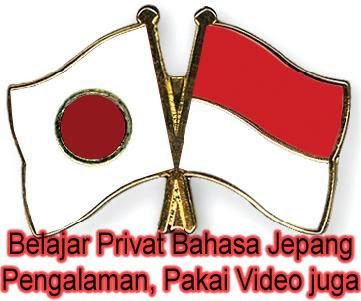 Privat Bahasa Jepang