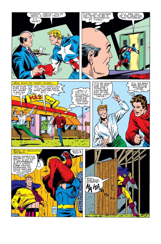 Captain America (1968) Issue #309 #237 - English 16