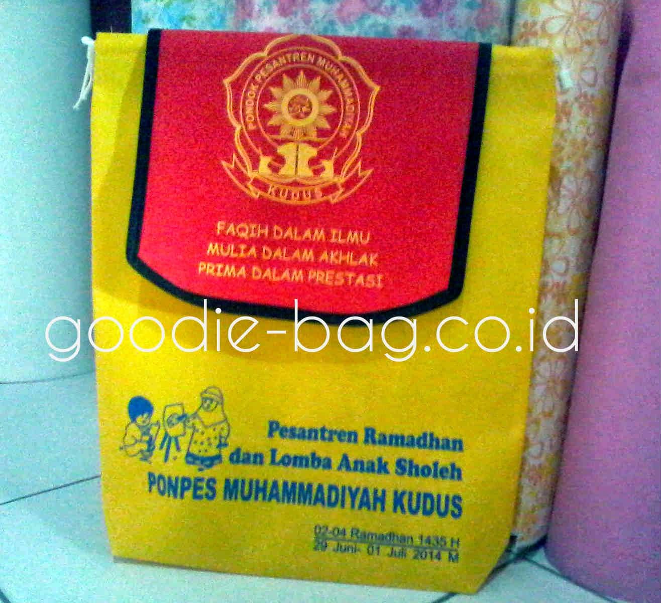 Tas Pondok Pesantren Muhammadiyah