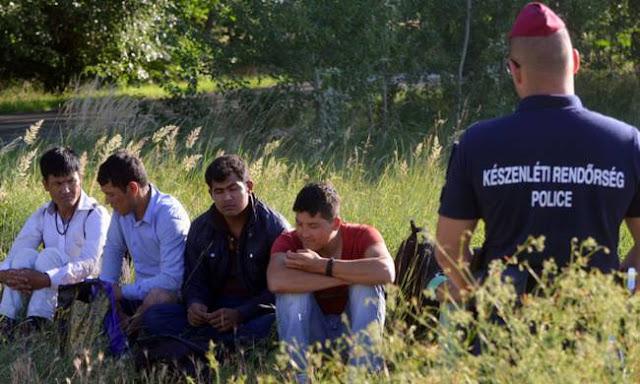 «Πέρασμα» για χιλιάδες μετανάστες η Σερβία