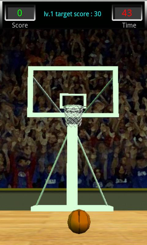 Basket Atışları Yapma Oyunu