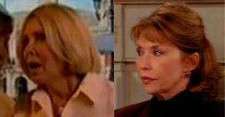 Mabel Karr y Claudia Gravi, cambios de actores, El Secreto, telenovela TVE