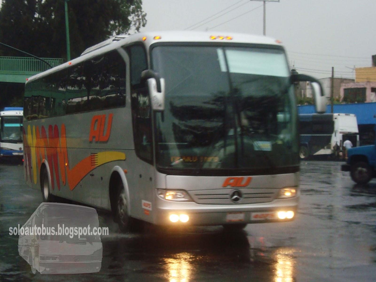 Soloautobus: Autobuses Unidos AU