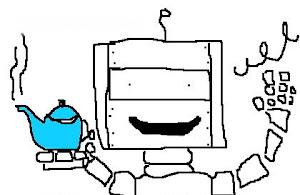 Teapots & Robots