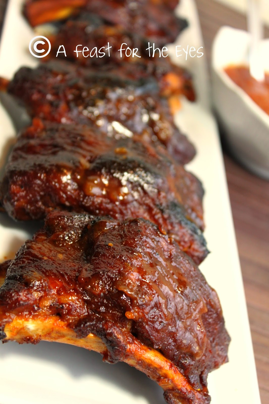 A Feast for the Eyes: Barbecued Baby Back Ribs - 15 ...
