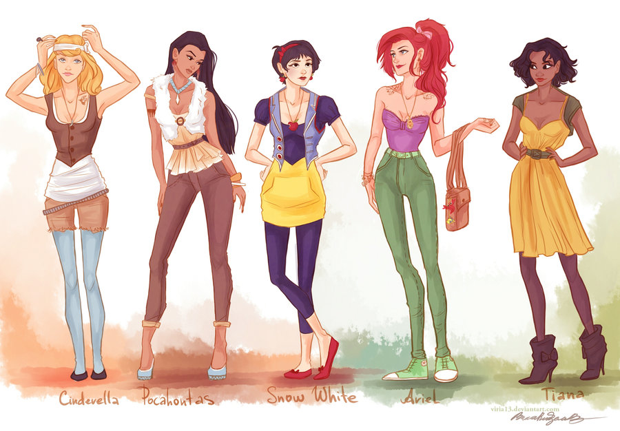 Which Modern Disney Princess Are You Quiz
