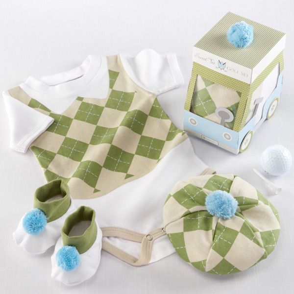 Baby Gift Designer : Unique baby gifts newborn golf outfit