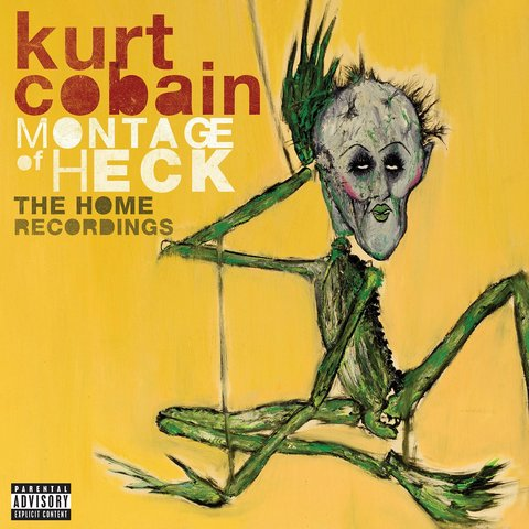 Download [Mp3]-[Hot New Album] อัลบั้มเต็ม Kurt Cobain – Montage Of Heck : The Home Recordings (Deluxe Edition) (2015) CBR@320kbps 4shared By Pleng-mun.com