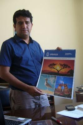 Calendario Turístico Regional 2012 de Lambayeque.