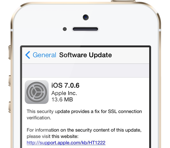 Download IOS 7.0.6