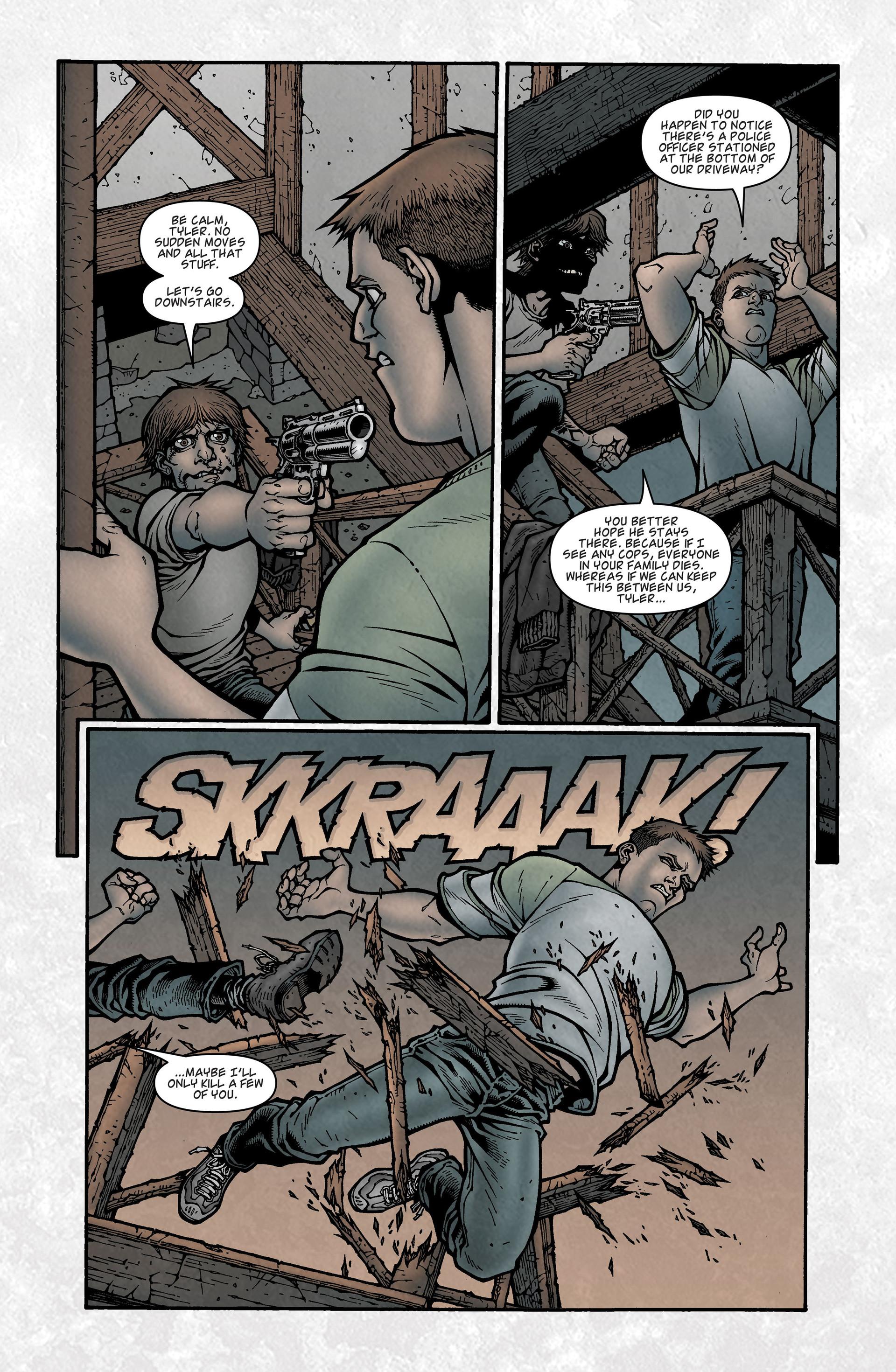 Locke & Key (2008) Issue #5 #5 - English 22