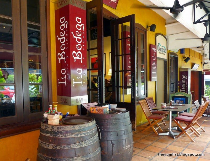La Bodega, Bubbly High-Tea, Sunday Brunch, Bangsar, cava