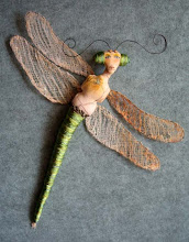 Thimbleprims Fabulous Damselfly Swap!