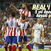 Atletico Madrid Real Madrid'i Arda Turan ile devirdi
