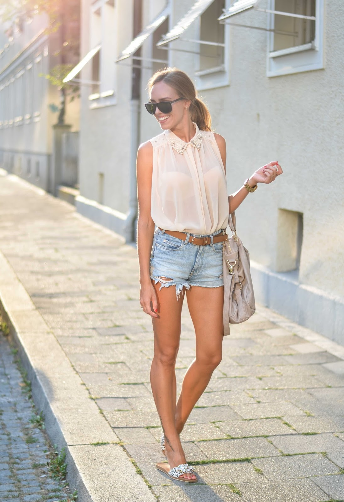 kristjaana mere munich fashion blogger summer outfit